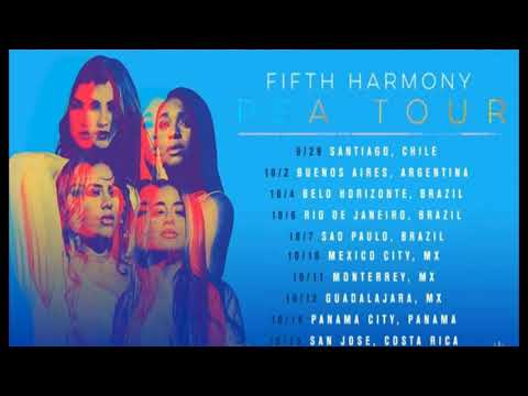 Noticias da semana -Suposta Conversa camren/ Camila cantando Pabllo Vittar/F.Harmony no Brasil
