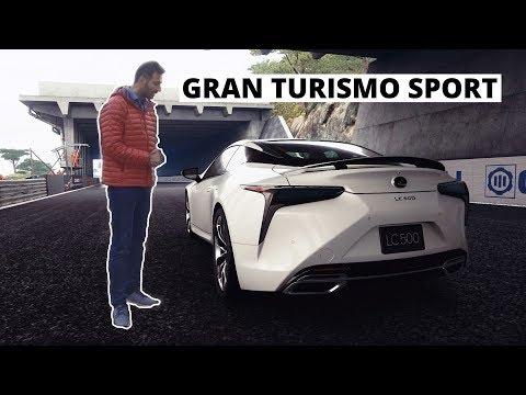 Jak bezkarnie rozbić Lexusa LC? Test dwóch Gran Turismo