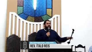 Sermão, Rev. Ítalo Reis, 28/04/2019