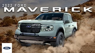 2022 Ford Maverick Truck: FIRST LOOK (Everything You Need To Know)