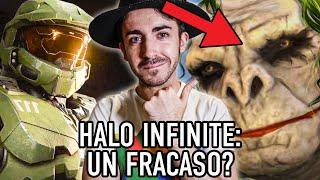 HALO INFINITE: No será tan MALO 😊 - Mejorarán GRÁFICOS y habrá BETA!? - Xbox Series X