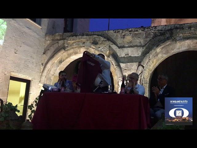 Conferenza Stampa de La 53 Sagra del Vino di Carosino 17 agosto 2019