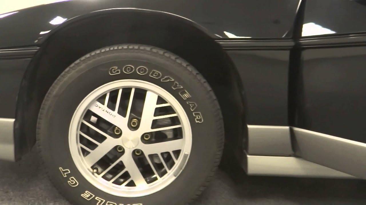 190 Det 1985 Pontiac Fiero Gt Youtube Kes