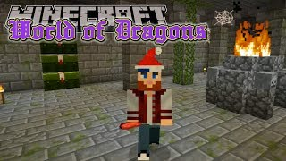 Minecraft | World of Dragons | #3 FANCIFY THE BASE