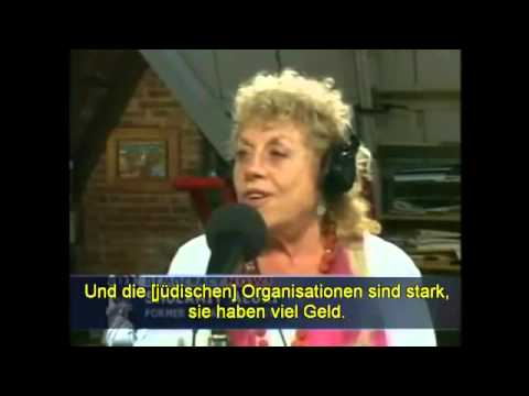Israelische Ministerin verrät den Holocaust Trick