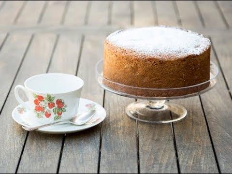 Basic recipes: Try the best ever Madeira Cake Recipe – Sponge cake recipe