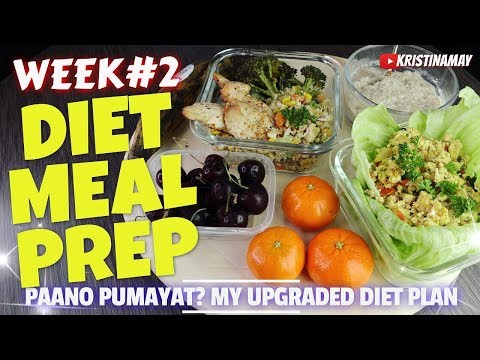 paano-pumayat?👩🏻‍🍳easy-meal-prep-for-weight-loss-|week-2-philippines
