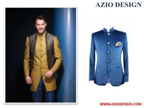 Jodhpuri Bandhgala Suits - Azio Design