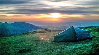 3 nights in The Mournes. 3rd to 6th May 2017