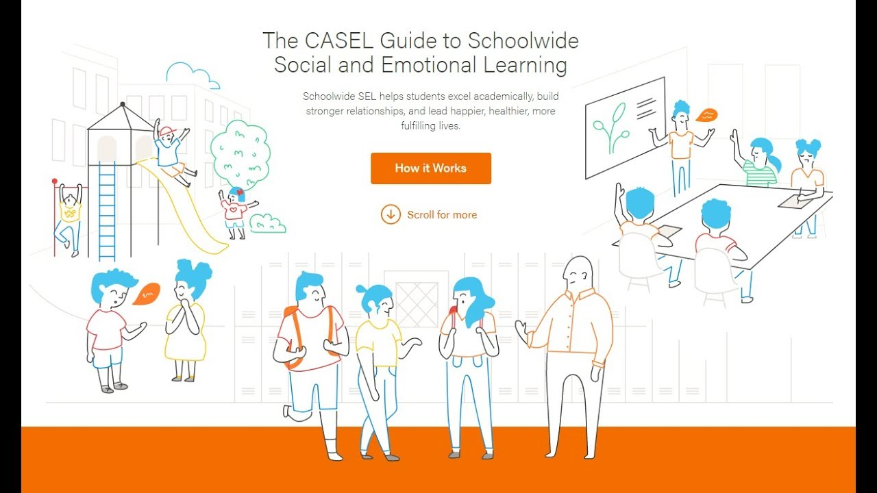 When Adding Sel To Curriculum >> Webinar Overview Of The Casel Guide To Schoolwide Sel