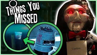 77 Things You Missed™ in JIGSAW (2017) | Ultimate Compilation