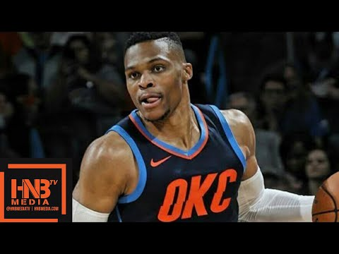 Oklahoma City Thunder vs Orlando Magic Full Game Highlights / Week 7 / 2017 NBA Season