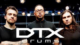DTX DRUMS – APROVADA PELOS MELHORES