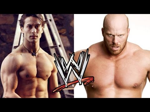 Tiger Shroff To Fight With WWE Wrestler...