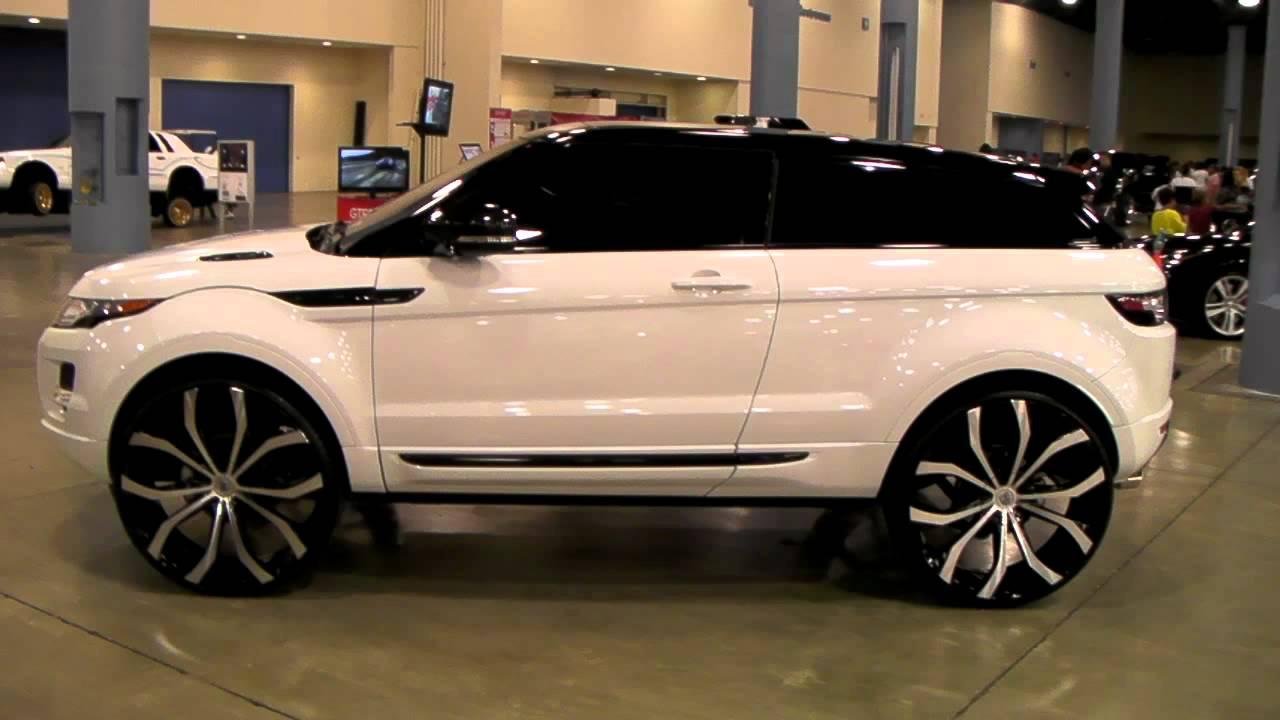 www.DUBSandTIRES.com 2013 Range Rover Evoque Review 26 ...