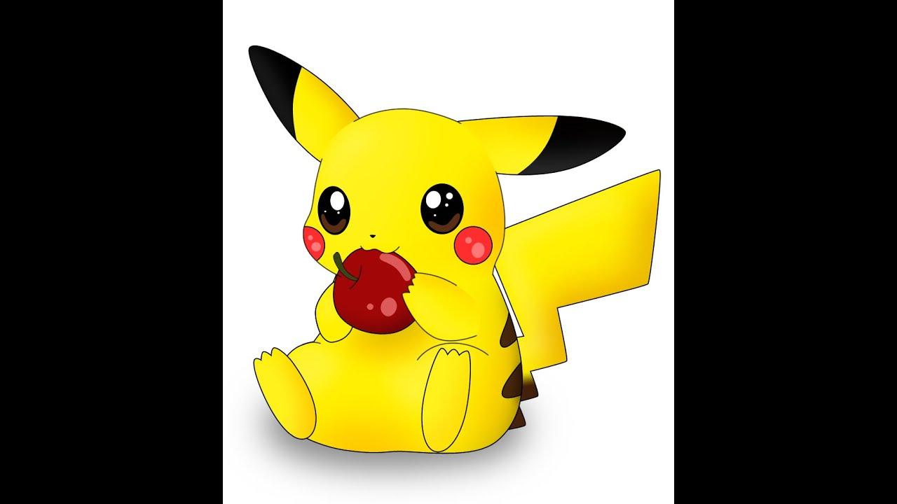 Cutest song about pikachu! (Pikachu Dango) - YouTube