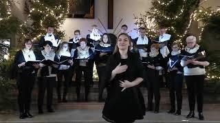 Koncert kolęd chóru Concentus