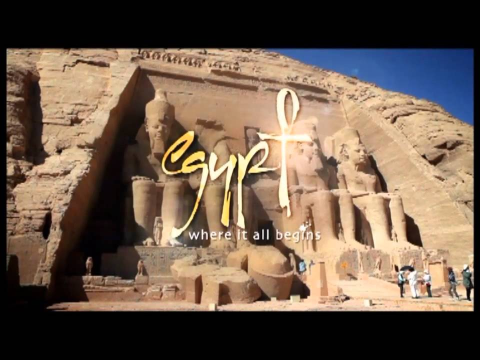 Discover Egypt...Where it all begins