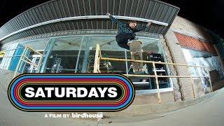 Saturdays - Tony Hawk, Lizzie Armanto, Ben Raybourn - Trailer