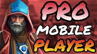 Fortnite Mobile with Balle / FAST MOBILE BUILDER on iPad / 250+ Wins / Fortnite Mobile + Tips