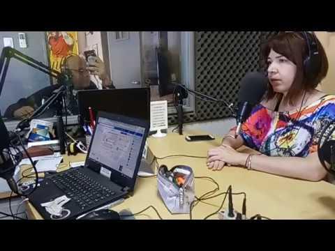 Karina Abella-Entrevista en Villa Constitucion