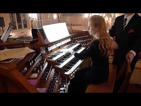 Toccata on 'Amazing Grace' by Christopher Pardini