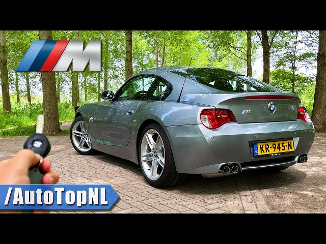 BMW Z4M Coupe REVIEW by AutoTopNL