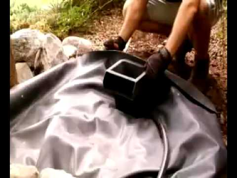 Pondless Waterfall How to Build