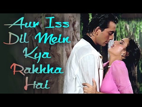 Aur is Dil Mein Kya Rakha Hai Tera Hi Pyaar - Sanjay Dutt - Farah - Imaandar