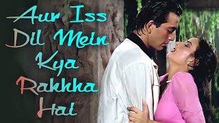 Aur is Dil Mein Kya Rakha Hai Tera Hi Pyaar | Sanjay Dutt | Farah | Imaandar