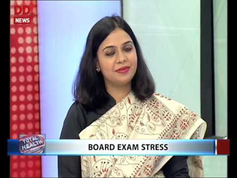 Total Health: Board Exam Stress