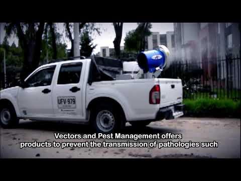Vectors and Pest Management: Video Institucional