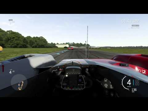 xbox one Forza 6 Audi R15 TDI Sport Team Joest P983 2011 @ Top Gear west route