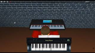 Canon Rock by: Johann Pachelbel on a ROBLOX piano.