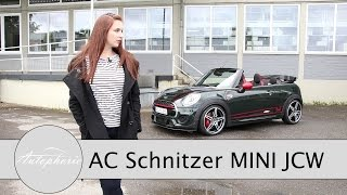 AC Schnitzer MINI John Cooper Works im Test (265 PS /390 Nm) / Sound / Review - Autophorie