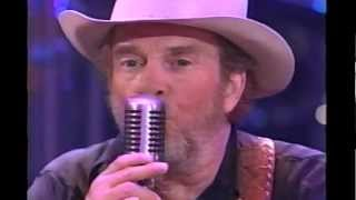 "Merle Haggard - ""Are The Good Times Really Over"""