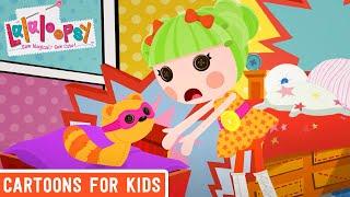 Lalaloopsy - Super Cat | Lalaloopsy Webisode Compilation | Full Episode | Cartoons for Kids