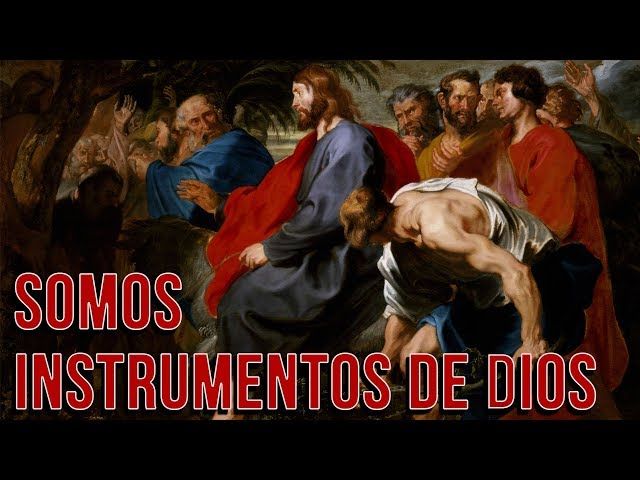 Somos instrumentos de Dios   Perseverancia - P. Gustavo Lombardo