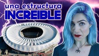 La INCREÍBLE Estructura del Estadio del Atlético de Madrid | TER