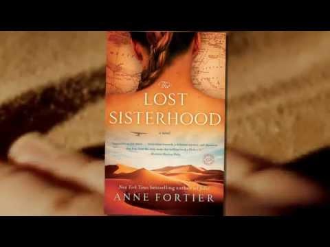 The Lost Sisterhood by Anne Fortier now in paperback