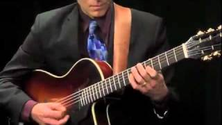 Frank Vignola - The Sounds Of Silence - Performance (Folk Alley)