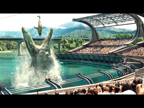 Top 10 Jurassic World Facts