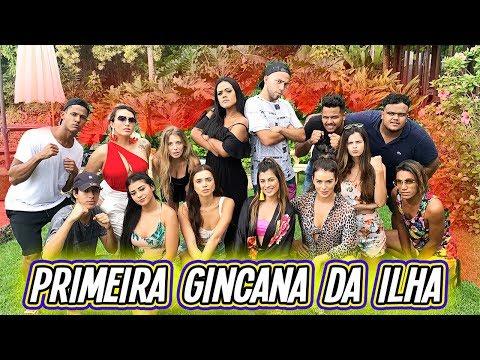 🔴 - GINCANA NA ILHA LOURES !!! (LIVE)