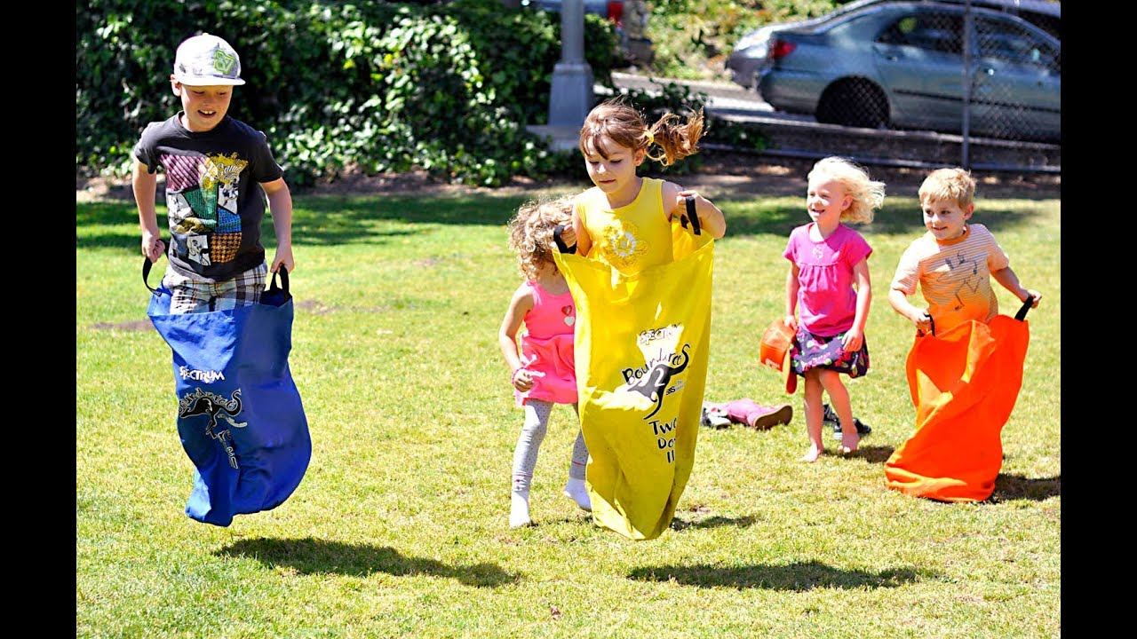 Field Games and sports ideas for kids party   YouTube Field Games and sports ideas for kids party