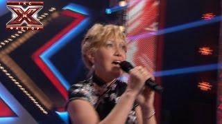 Жанна Комлева - Pariser Tango - Christian Bruhn - Х-Фактор 5 - Кастинг в Харькове - 23.08.2014