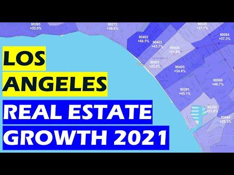 Los Angeles Real Estate:  BEST Neighborhoods to Buy in 2021!