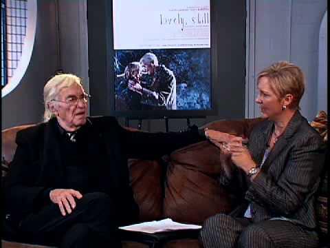 Dr. Amy Interviews Martin Landau