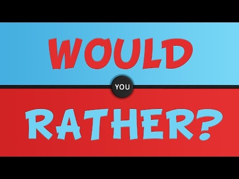 Thumbnail: GROUNDED BY SANCHO | Would You Rather #2