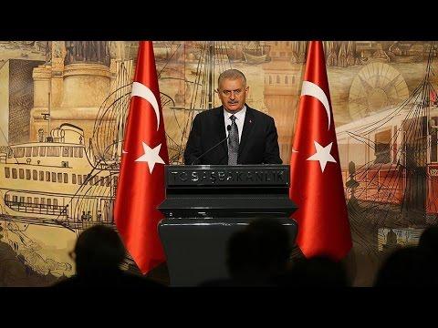 Başbakan Binali Yıldırım: Hiçbir terör örgütü Türkiye Cumhuriyetini esir alamaz