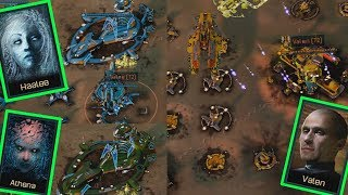 How Can You Win A 2 VS 3? Impossible Right | Ashes Of The Singularity: Escalation Drengi Mission [9]
